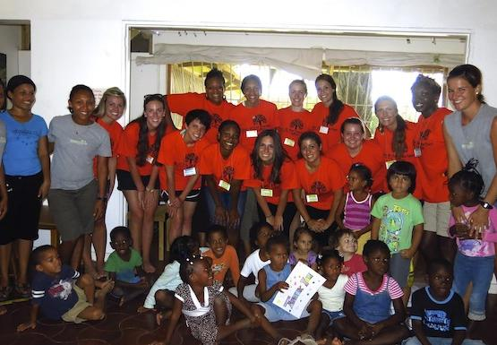 Dominican Republic International Teaching and Learning program at 3 Mariposas Montessori
