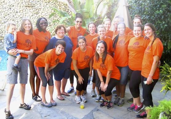 2014 cohort of the Dominican Republic International Teaching and Learning program
