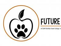 image of apple and paw