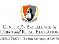 center for excellence in urban and rural education logo